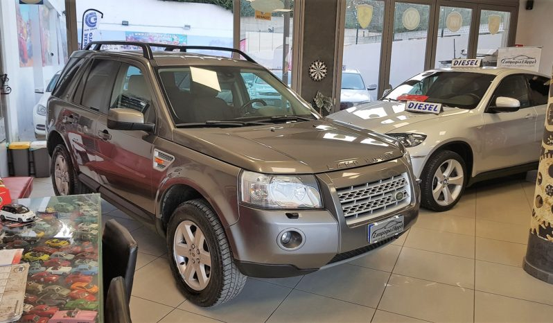 LAND ROVER Freelander 2 2.2 TD4 160CV – 2008 full