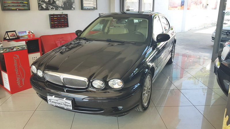 JAGUAR X-Type 2.0D 130CV EXECUTIVE – 2008 full