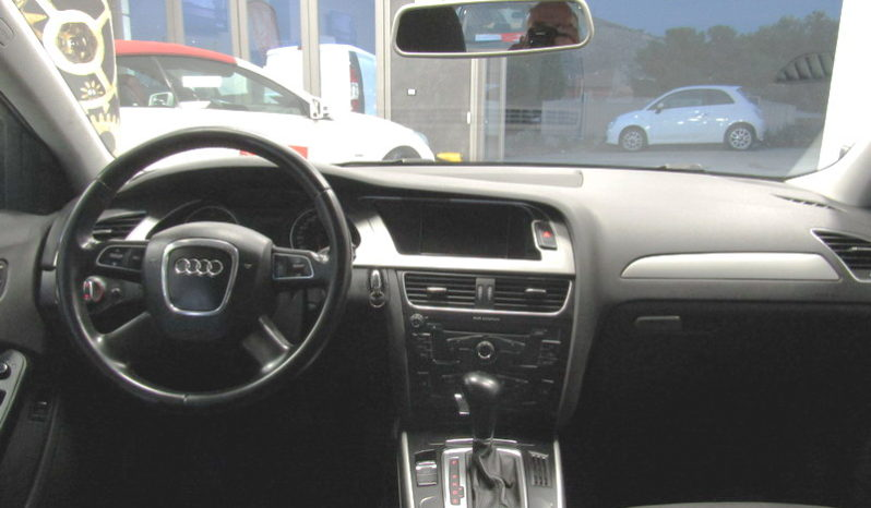 AUDI A4 2.0 TDi 143CV ADVANCED PLUS AUTOMATIC 2010 full