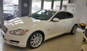 JAGUAR XF 3.0 DS V6 PREMIUM LUXURY KM 117000 -2009 VENDUTA full