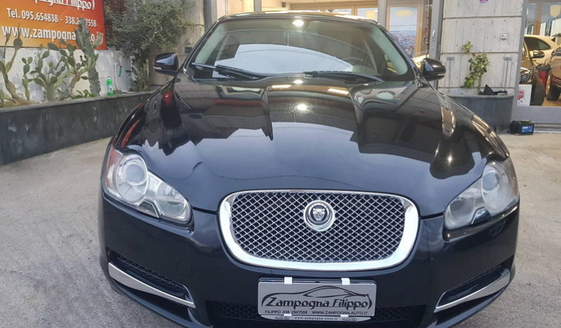JAGUAR XF 3.0 V6 275CV Premium Luxury – 2010 full