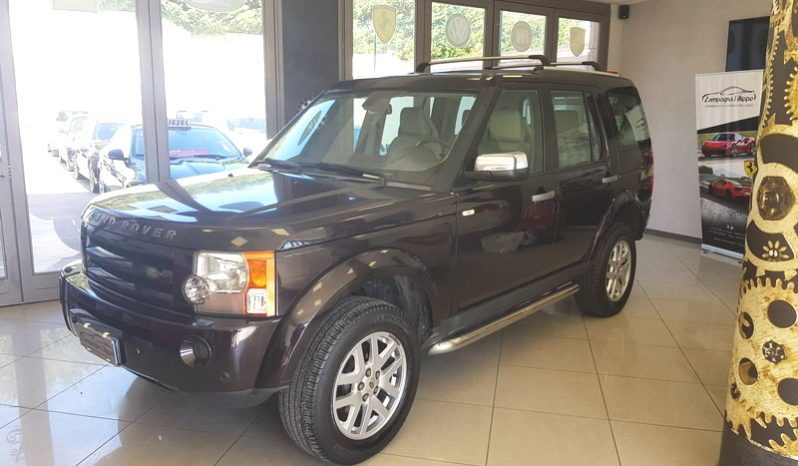 LAND ROVER Discovery III 2.7 TDV6 XS AUTO – 2007 full