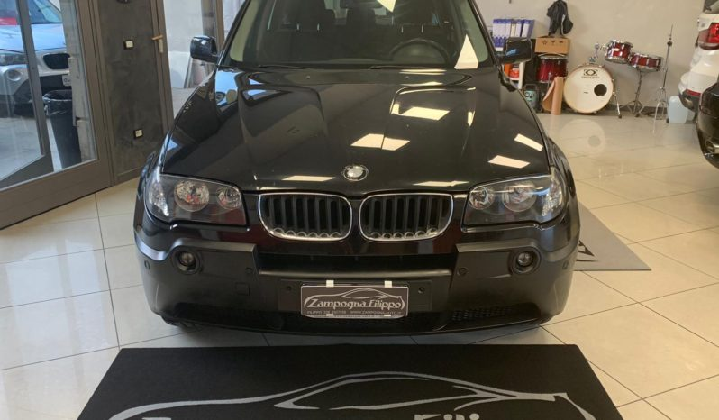 Bmw x3 2.0d 150cv futura – 2006 VENDUTA full