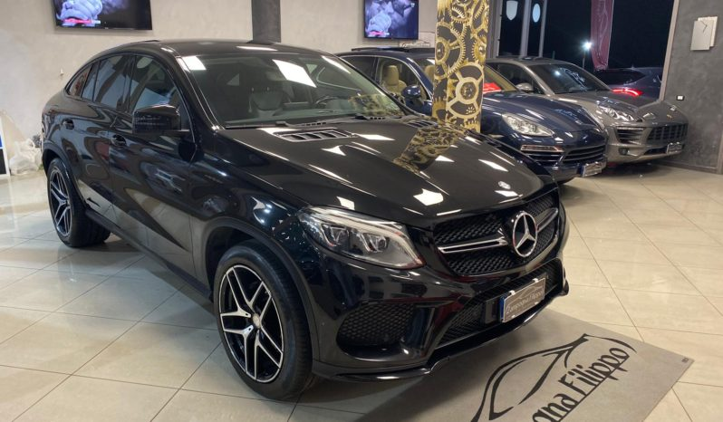 MERCEDES GLE Cpé 350 AMG 4MATIC – 2016 full
