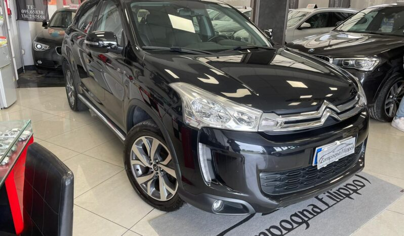 CITROEN C4 Aircross 1.6 HDi 115CV EXCLUSIVE – 2013 full